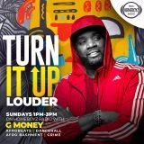 Turn It Up Louder June 23 - The Best of the UK - Sunday 1-3pm on Homeboyz Radio.