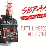 SBRAA! - Puntata 1X20 - Tuscia Drums Festival 2018