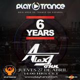 Alex John - 6 Years Play Trance Radio Exclusive Mix(powered by Phoenix Trance Promotions)