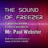 Joe Cormack presents The Sound Of Freezer #281 w/ Paul Webster guestmix
