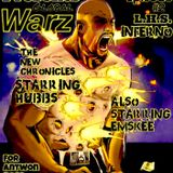 J.H. Tellher Global Warz L.H.S. ( Inferno)