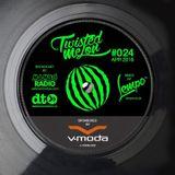 024 Twisted Melon // APR 2018 // Cafe Mambo // Data Transmission