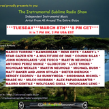 The Instrumental Sublime Radio Show March 8th 2016