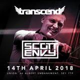 Scott Envy - The Transcend Podcast 030 (Scott Envy Takeover)
