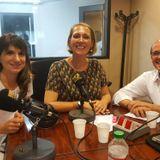 Animated GiF: with with Dr Milena Ivanovic and Oscar Ramirez