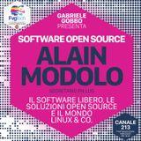 FvgTech 24 - Linux e open source. Ospite Alain Modolo