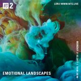 Emotional Landscapes - 27th March 2017