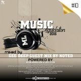 Music Liquidation Mixed by Cafe D'or Gee Deep Part 10
