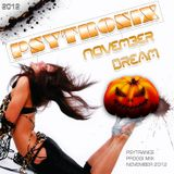 Psytronix - November Dream - Mix November 2012 (Psytrance/Prog Mix)
