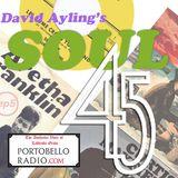 Portobello Radio David Ayling's Soul 45 Show EP5