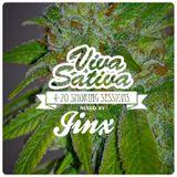 Viva Sativa Smokin' Session's - Back To Mine - Jinx's 4-20 Mix - 2012