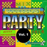 Mix Sucessos Party 2014 Vol.1 By Dj.Discojo