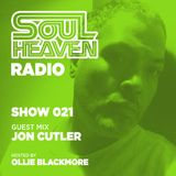 Soul Heaven Radio 021: Jon Cutler