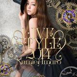 Namie Amuro 「Live Style 2014」 Tour Songs~dJ.unkers mix~