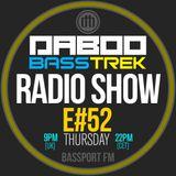 BASS TREK E52 with DJ Daboo on bassport.FM