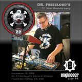 Dr. Freecloud's 22nd Anniversary Live PA Dec. 11, 2016