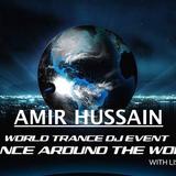 AMIR HUSSAIN @ WORLD TRANCE DJ EVENT WITH LISA OWEN