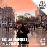 LES LABORATOIRES - #0315 - NEPTUNE IS A BADGAL- 19/03/2019 - RADIODY10.COM