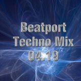 Beatport Techno-charts Mix 04.2019