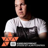 8 Sided Dice Podcast 027 with Alan Fitzpatrick