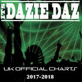 Official Uk Charts (2017-2018) Mixed By @ItsDazieDaz