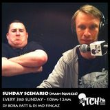 TheSundayScenario - BobaFatt X Mo Fingaz - MainSqueezeMonthly - ItchFm - April 14