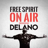 Free Spirit On Air 004 (with Delano) 20.08.2018