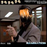 Mix 58 - Beeping Skulls