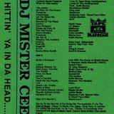 Mister Cee - Hittin Ya In Da Head (1995)