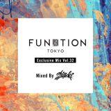 FUNKTION TOKYO Exclusive Mix Vol.32 Mix By DJ SHIGEKI