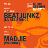 BEATJUNKZ @ Booha Music Session 01.11.2019