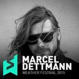 Marcel Dettmann @Weather Festival Paris, France (05-06-2015)