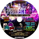 LIVE - @DJScyther - Old School Bashment Set @ #ProjectX3 Hosted By @Ola_Marvel