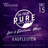 Mar Flores DJ Set -  Pure On Tour, Kaufleuten Club, Zurich