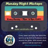 Lubi J - Monday Night Mixtape - Live from Inkspot - 01-04-2019