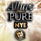 @DJNateUK Allure meets Pure NYE Promo Mix 2017