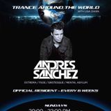 Trance Around The World With Lisa Owen EP 073 pt2 ANDRES SANCHEZ 1hr set