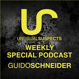UNUSUAL SUSPECTS IBIZA - Weekly Special Podcast: GUIDO SCHNEIDER