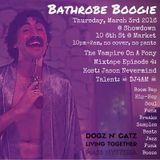 The Vampire On A Pony Mixtape w/ ☠ DJ4AM ☠ Episode 4: Feelin' Myself @ Bathrobe Boogie