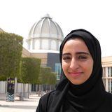 02 - Suhaila Al Dhaheri, the Student Rep'