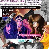 60's 70's FREAKS_JAM: II. Psychedelic rock (part 1) - underground & Swinging London