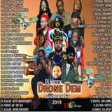 DJ KENNY DRONE DEM DANCEHALL MIX SEP 2019
