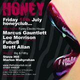 Marcus Gauntlett @ The Honey Club, 2006