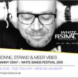 SONNE, STRAND UND MEER VIBES für WHITE SANDS FESTIVAL 2018 - mixed by DANNY CRAY