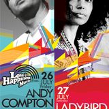 ANDY COMPTON /PENG, UK/ live @ L&HM @ CUBO, Varna, Bulgaria; 26.07.2013; part 1.
