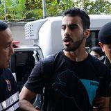 Australian football community rally around Bahraini refugee Hakeem Alaraibi