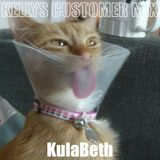 Kellys Customer Mix - KulaBeth