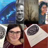 3 poets live--Prudence Arceneaux, Vanessa Couto Johnson, Steve Wilson, broadcast 8/21/19