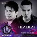 Heatbeat @ Road to Ultra: Perú (2015.10.07)