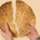 Unleavened bread by Apostle Paul Healiss